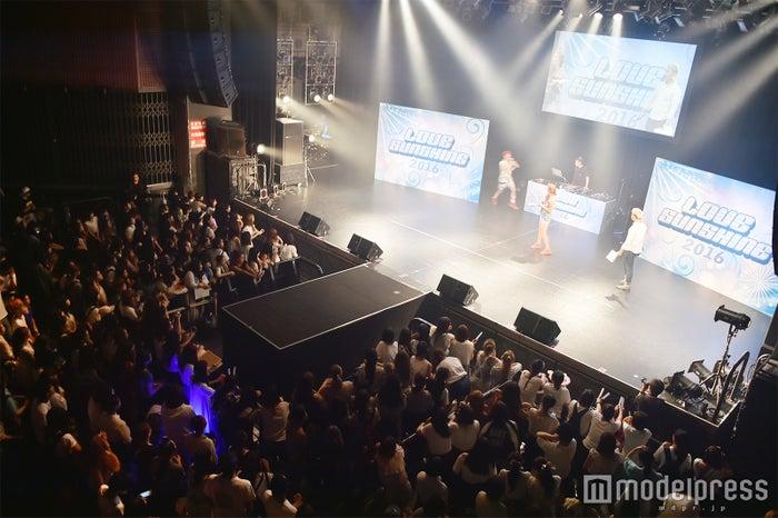 「LOVE SUNSHINE 2016」会場の模様(C)モデルプレス