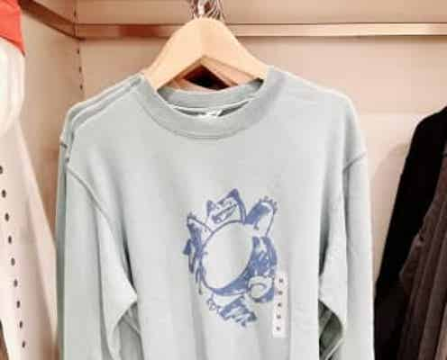 こんなの買っちゃうよユニクロさん!!!「主張しすぎない」ポケモンのスウェット、さり気ないデザインがお洒落すぎる。
