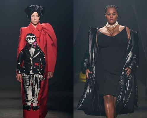 22年春夏パリ・コレクション ファッションの未来を暗示 サステイナブルやダイバーシティー
