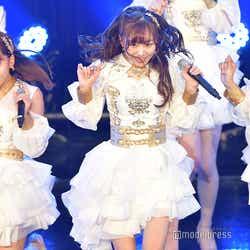 大場美奈、須田亜香里、惣田紗莉渚/SKE48「TOKYO IDOL FESTIVAL 2018」 (C)モデルプレス