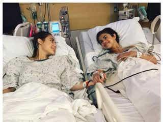 セレーナ・ゴメス、腎臓移植時に命落とす危険あった 米メディア報じる