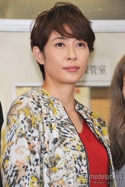 """水野美紀、""""緊急搬送騒動""""田畑智子にアドバイス"""