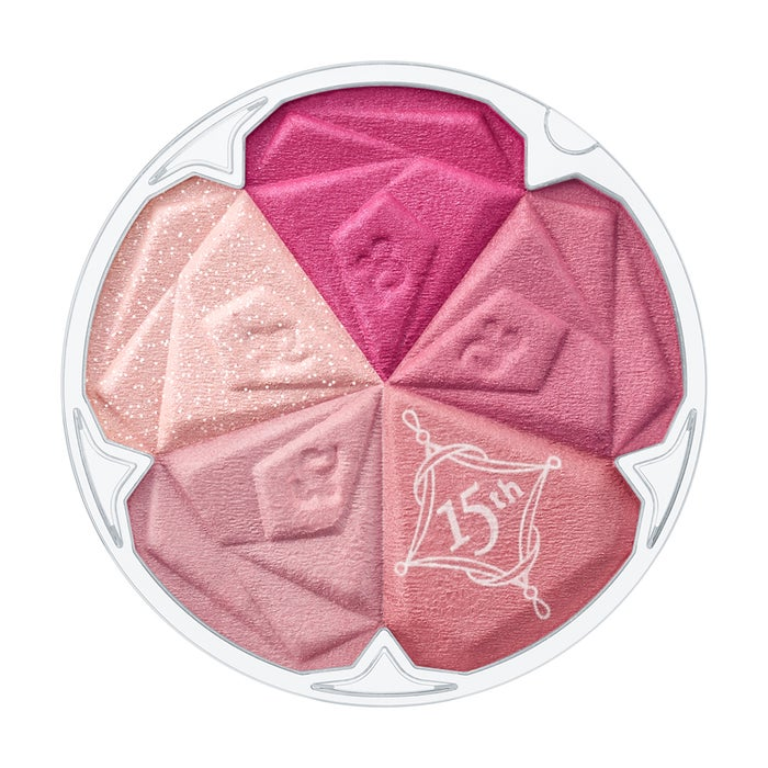 「ブルーム ミックスブラッシュ コンパクト 15th・09 morning magnolia」 (C)JILL STUART Beauty