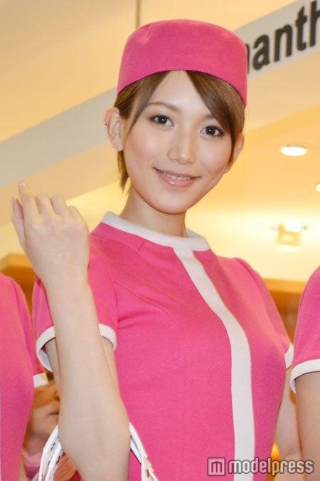 AKB48・13期研究生光宗薫(写真は「サマンサタバサ」上海オープニングイベントで撮影)