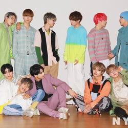 """JO1""""攻めた""""春ファッションで「NYLON guys」表紙初登場"""