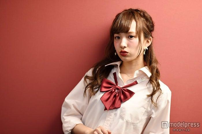 """「関東高一ミスコン2015」準グランプリの""""れーいん""""こと大木玲奈さん"""