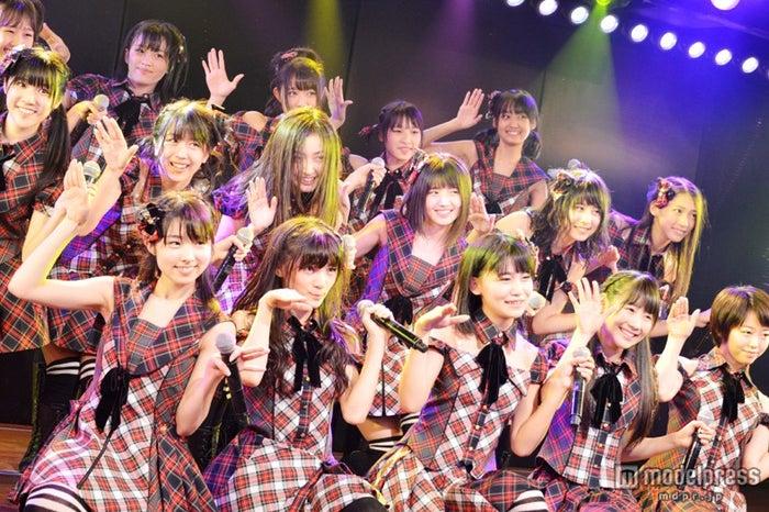 AKB48峯岸チーム4「手をつなぎながら」初日公演(公開ゲネプロ)より