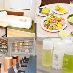 """""""お茶""""がテーマ!「ホテル1899東京」新橋に開業、日本茶文化を五感で体感"""