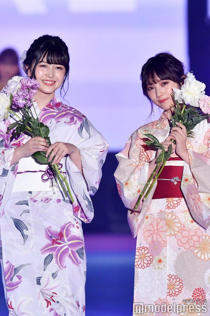 久保史緒里、与田祐希 (C)モデルプレス