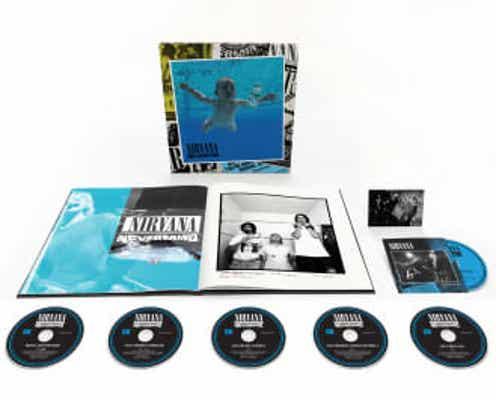 ニルヴァーナ、『ネヴァーマインド 』30周年記念エディションが11月12日に発売決定!