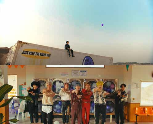 BTS、新曲「Permission to Dance」MV公開 国際手話を活用したパフォーマンス