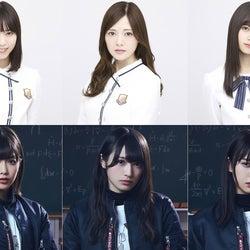 乃木坂46&欅坂46、ガルアワに登場 モデル出演者も多数<「…