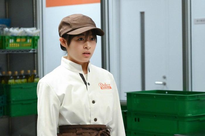 森七菜/「この恋あたためますか」第2話より(C)TBS
