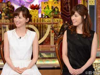 神田愛花「脱いだパンツに…」『今夜くらべてみました』でバナナマン日村の秘密を暴露