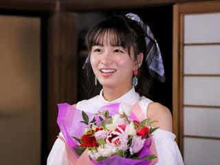 岡崎紗絵は「ほんまにすごい女優さん」初のコメディドラマ撮了<猪又進と8人の喪女~私の初めてもらってください~>
