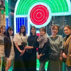 鈴木友菜・広瀬未花ら美女が集結「渋谷パルコ」オープニングVIPレセプションに参加