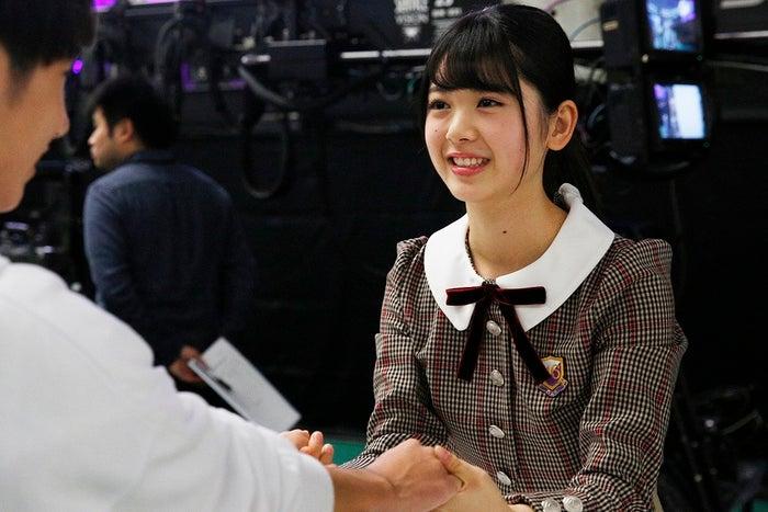 """筒井あやめ/乃木坂46""""4期生お見立て会""""(提供写真)"""