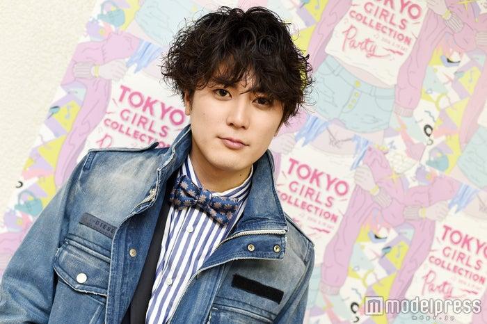 「第22回 東京ガールズコレクション2016 SPRING/SUMMER」に出演した間宮祥太朗(C)モデルプレス