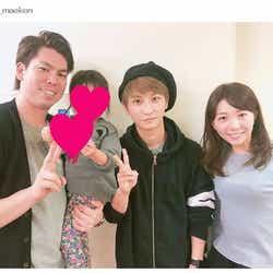 モデルプレス - AAA與真司郎、前田健太ファミリーを東京ドームに招待 ファン「すごい繋がり!」の声