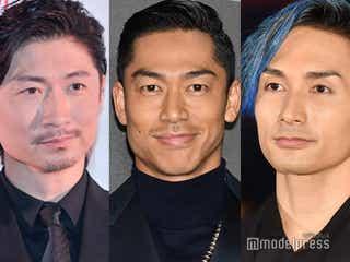 AKIRA、MAKIDAI、橘ケンチ…LDH所属アーティストの結婚発表続く