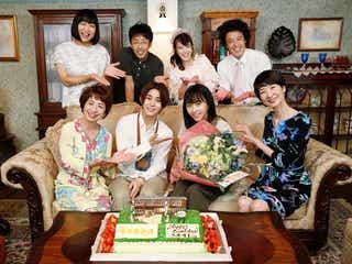 Hey! Say! JUMP山田涼介らがサプライズ「セミオトコ」キャストで木南晴夏バースデー祝福
