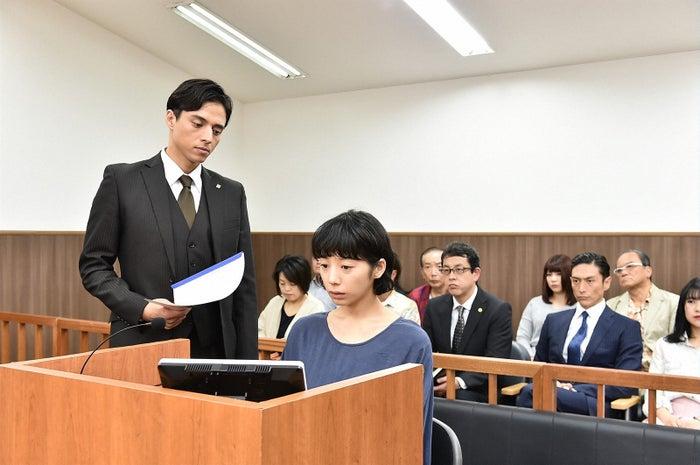 満島真之介が「監獄のお姫さま」に出演(C)TBS
