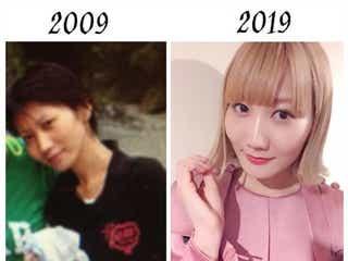 セカオワSaori、黒髪ショートの10年前写真を公開 現在とのギャップに「新鮮」「昔から美人」と反響