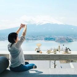 「星のや富士」でグランピングリゾートならではの休暇を体験、自然豊かな富士山麓でリフレッシュ