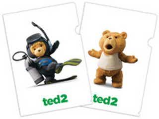 映画『テッド2』特典付き前売券第2弾、本日7月18日(土)より発売開始