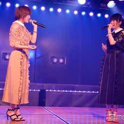 岡田奈々、横山由依/AKB48「サムネイル」公演(C)モデルプレス