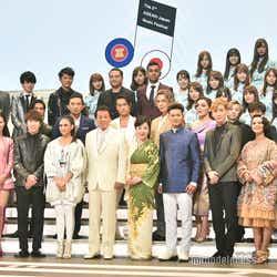 モデルプレス - 関ジャニ∞、6人の力強い歌声響く 「ここに」「大阪ロマネスク」を披露<日・ASEAN音楽祭>