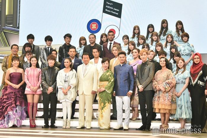 「第2回 日・ASEAN音楽祭~平和への祈り~」出演者(C)モデルプレス