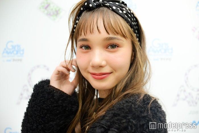 モデルプレスのインタビューに応じたマーシュ彩(C)モデルプレス