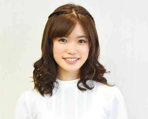 美山加恋、15年のキャリアで初挑戦「勉強ばかり」