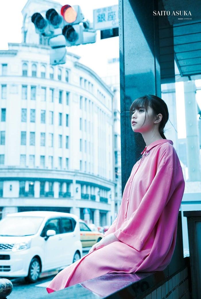 齋藤飛鳥/BRODY6月号付録のポスター(画像提供:白夜書房)