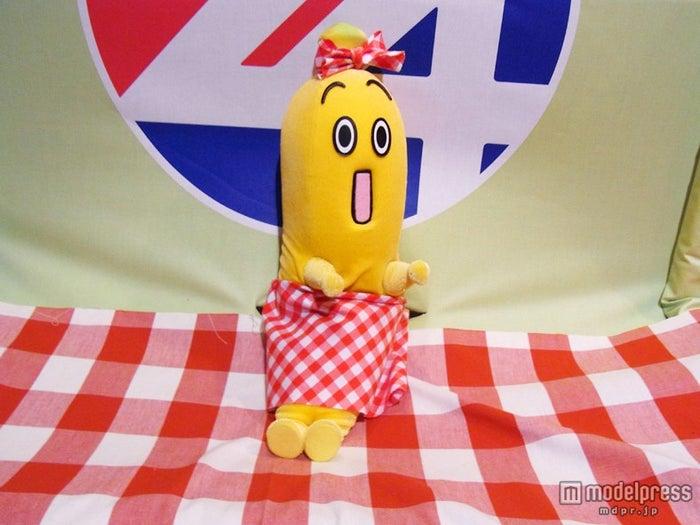 「トーキョーライブ22時」でアシスタントをつとめるテレビ東京のバナナ社員・ナナナ(声:博多大吉)【モデルプレス】