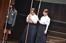 生駒里奈、若月佑美(C)モデルプレス