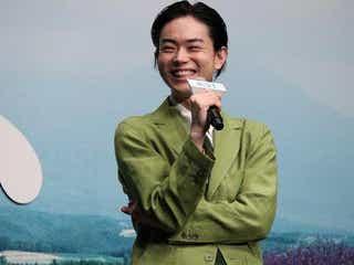 菅田将暉、有村架純は「ミステリアスで、唯一無二感があるから緊張する」