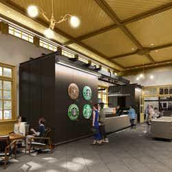 店舗内観/画像提供:スターバックス コーヒー ジャパン