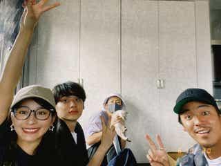 ロン・モンロウ、鈴木志遠ら「テラハ」メンバーと再会「悲しいことが半分になり、楽しいことが倍になる」