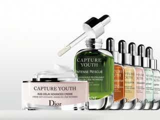 【Dior新作・1月1日発売】「カプチュールユース」に新美容液と待望の化粧水が登場