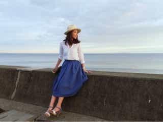 海岸デート何着て行く? 爽やかでかわいい海コーデ9選
