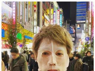 """ロンブー田村淳、""""画期的""""な変装姿を披露「逆に目立ちます」"""
