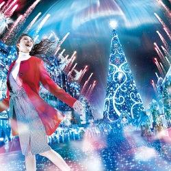 USJ「ユニバーサル・クリスタル・クリスマス」開催 パーク史上最大規模で10年ぶり完全一新