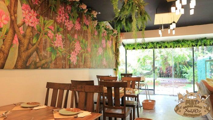 メイのレストラン/MY NEIGHBOR TOTORO(C)1988 STUDIO GHIBLI<br> COLKO AND PEEKO(C)2018 RENGAYA<br> (C)2018 d/visual incorporated | d/licious deli (thailand) co., ltd.