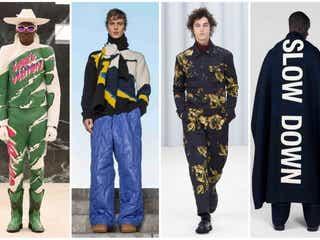 21~22年秋冬パリ・メンズコレクション 試される「デジタルで伝える服」の力