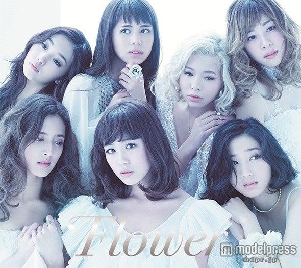 Flowerニューシングル「さよなら、アリス/TOMORROW ~しあわせの法則~」(2月18日発売)初回限定盤