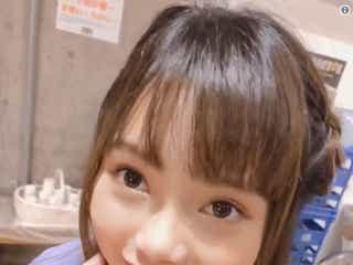 """可愛すぎるBNK48エース・ミュージックの""""あご乗せ""""動画、HKT48田中菜津美が公開し世界から反響"""