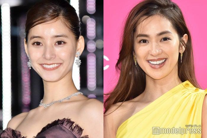 (左から)新木優子、中村アン(C)モデルプレス