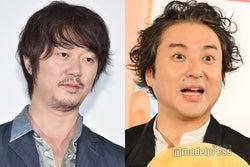 新井浩文(左)ゲストの「あさイチ」にムロツヨシ(右)乱入 (C)モデルプレス